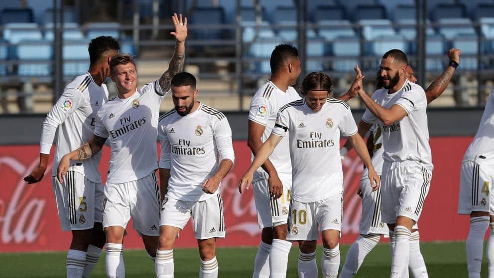 Logros del Real Madrid