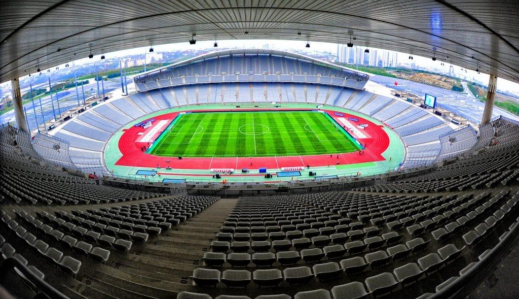 Estadio Atatürk Turquía