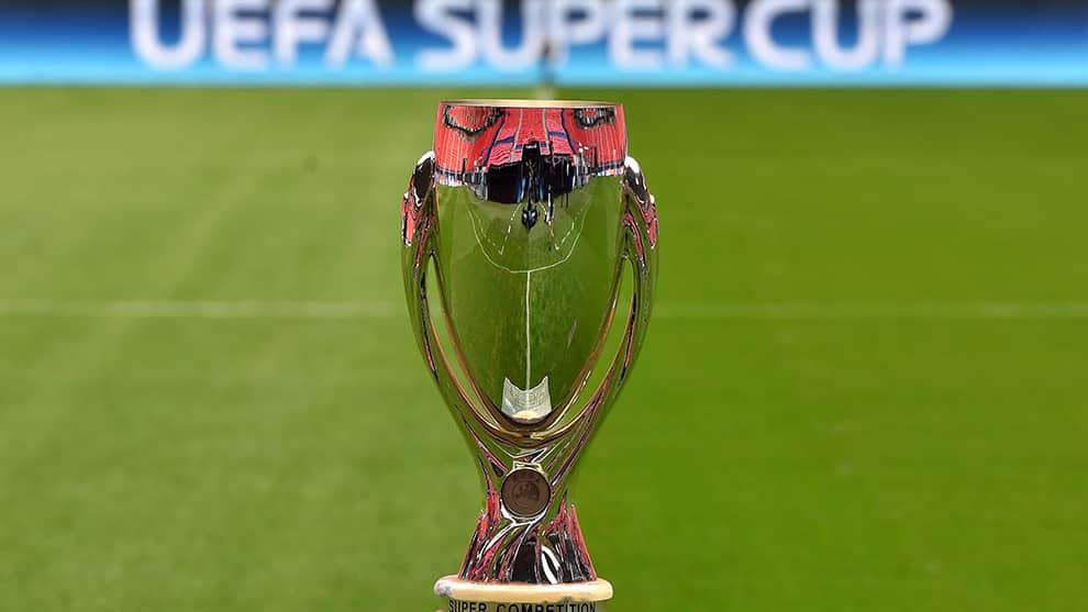 Ver la UEFA SuperCup en batman stream